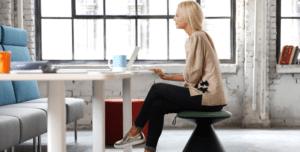 Fungus ambientata 06 300x152 - Le nouveau fauteuil FUNGUS by Milani est arrivé!