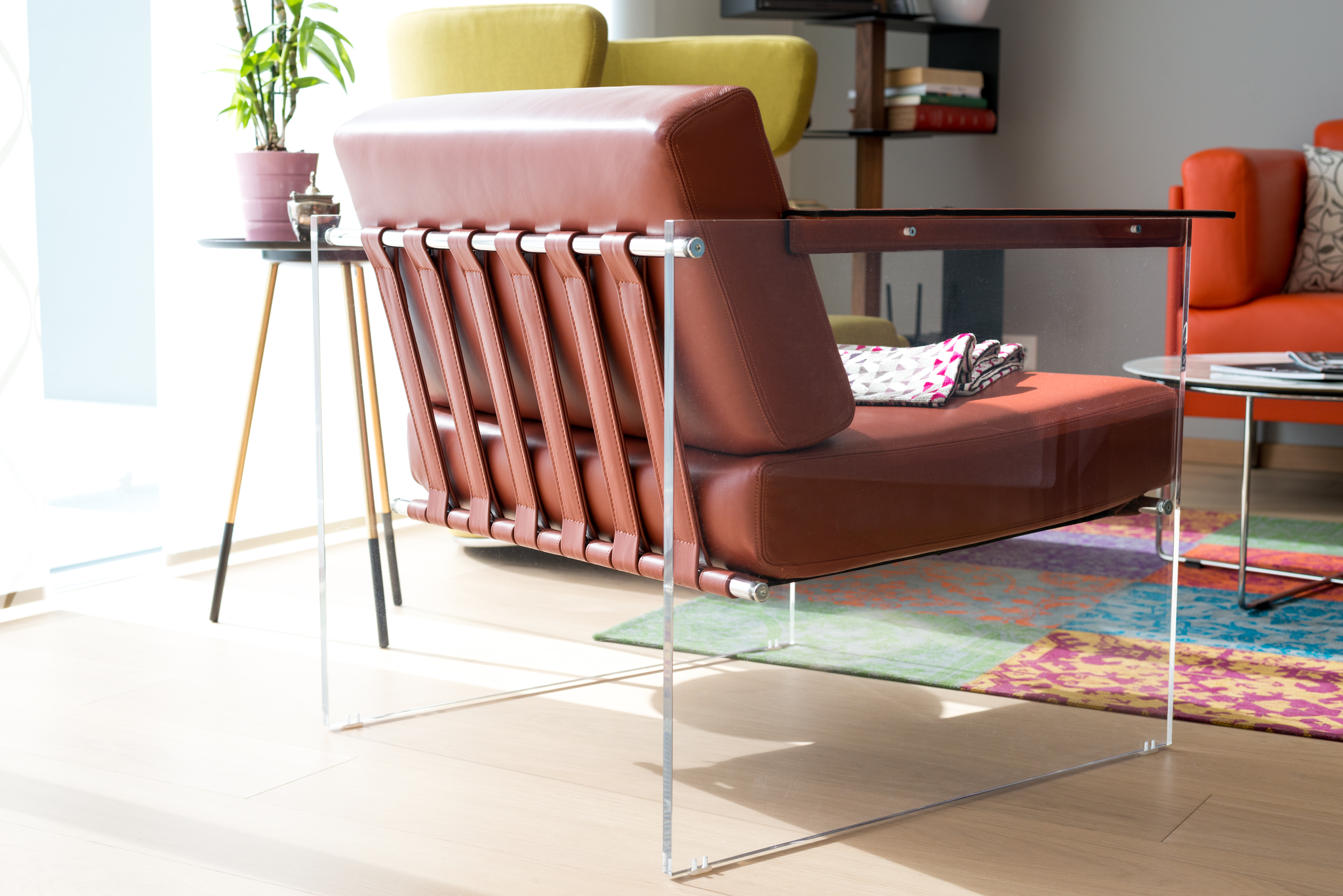 Integral Office 65 - Fauteuil modèle 866 By Polflex pour un style unique
