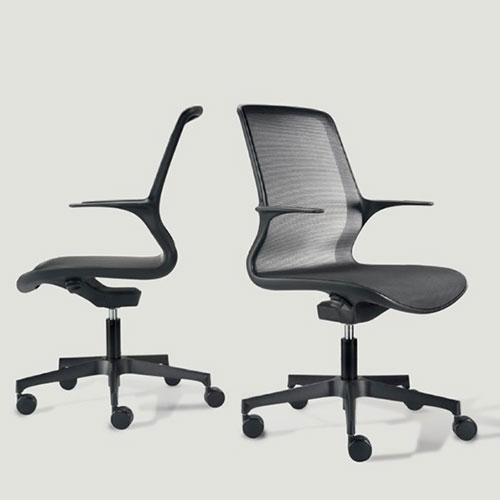 sedia loop milani - Les chaises de bureau