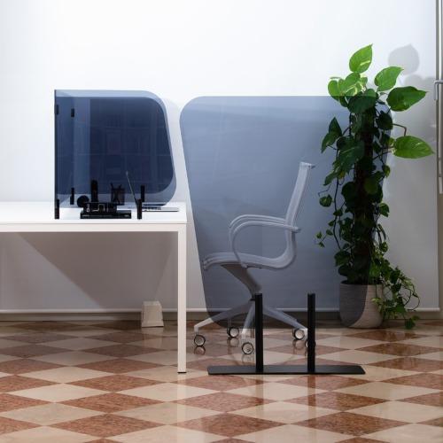 REXITE Scudo3 - Panneau Plexiglas pour bureaux