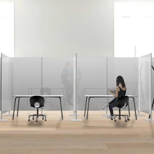 quinta1 - Panneau Plexiglas pour bureaux